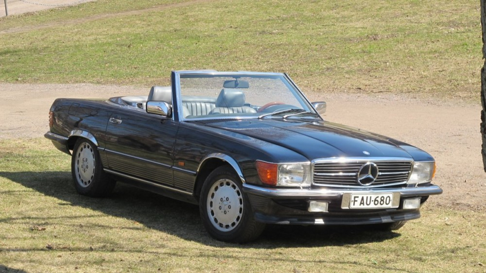 Mercedes-Benz 300SL 1987