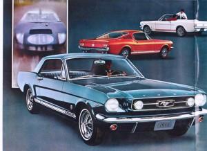 Mustang 66 009